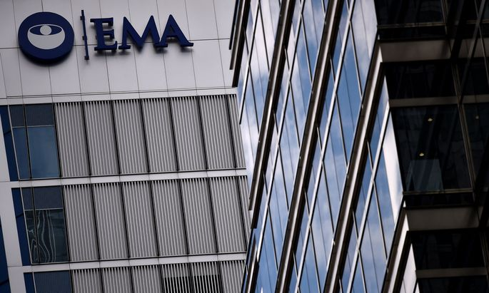 EU-Arzneimittelbehörde (EMA) in London.