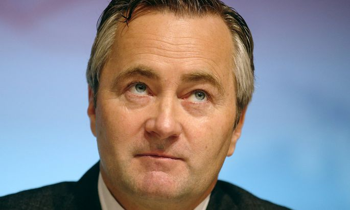 Vodafone-Deutschland-Boss Hannes Ametsreiter.