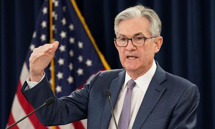 Die Welt hört zu, wenn Fed-Chef Jerome Powell spricht.