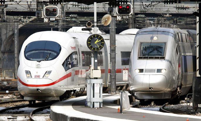 Die Fusion von Siemens und Alstom ist letztendlich gescheitert.
