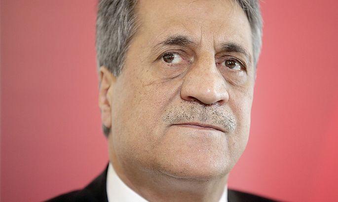 Der Präsident der Islamischen Glaubensgemeinschaft Fuat Sanac