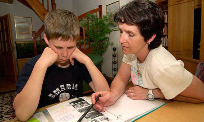Drei Viertel Eltern unfreiwillig