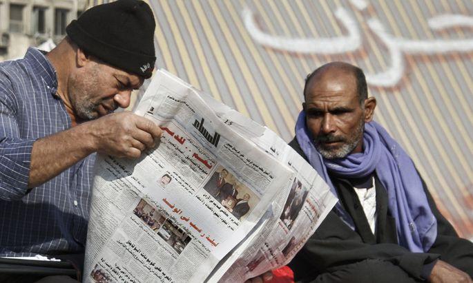 Schwacher Sieg Muslimbrueder