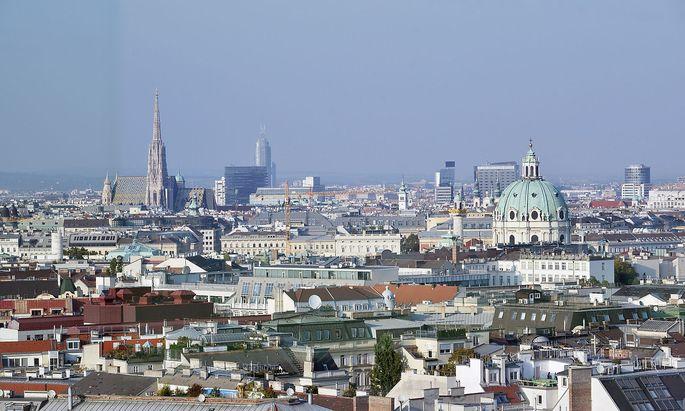Salvador de Madriaga wagte einst die These, Hauptstadt des künftigen Europas müsse Wien sein; kein Ort sei so vorbestimmt und so geeignet als Mittelpunkt.