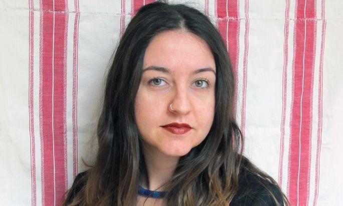 Blick für Kunst. Adela Demetja ist die Gründerin und Leiterin des Tirana Art Lab.