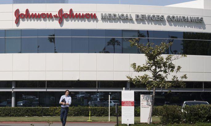 Johnson & Johnson ist mit Tausenden Klagen konfrontiert