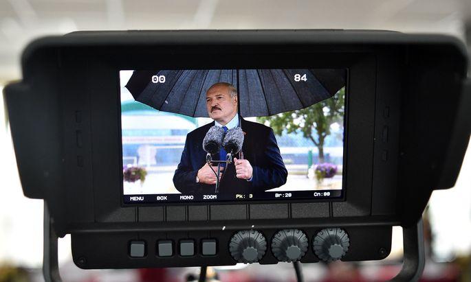 Alexander Lukaschenko.
