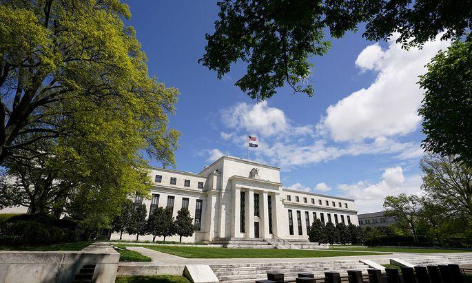 US-Notenbank Fed.