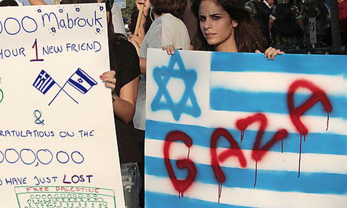 Wiener Aktivistin berichtet von Misshandlungen in Israel