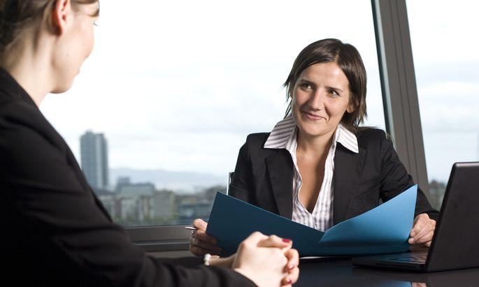 In Managementpositionen sind Frauen noch unterrepräsentiert.