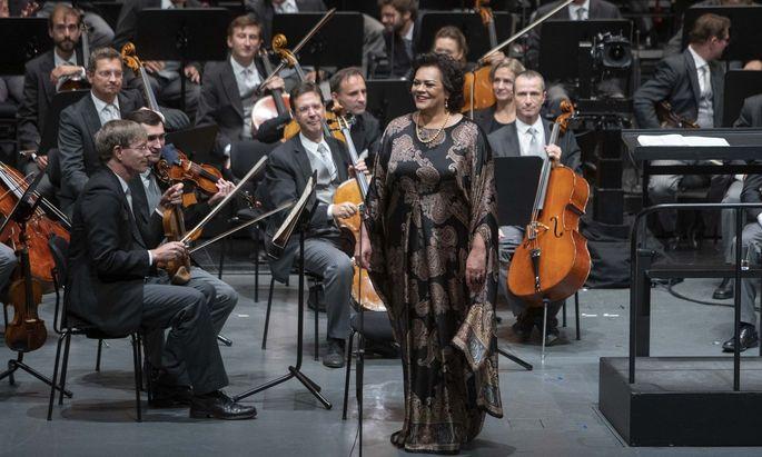 Violeta Urmana (Alt), Wiener Philharmoniker