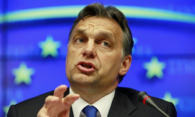 Ungarn Orbn Machtrausch
