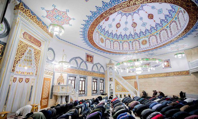 GERMANY-RELIGION-ISLAM