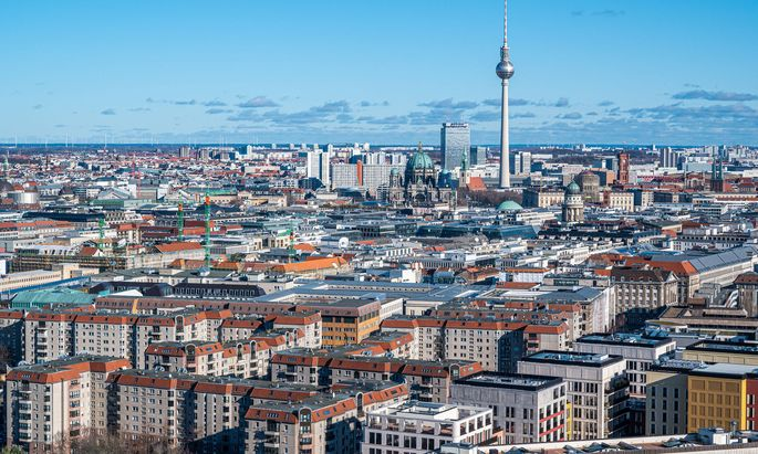 Berlin ist ein heiß begehrter Immobilienstandort.