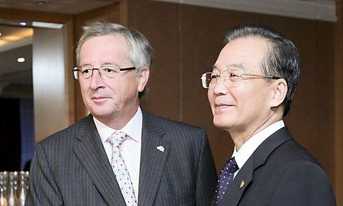 BELGIUM EU ASEM SUMMIT CHINA FINANCE