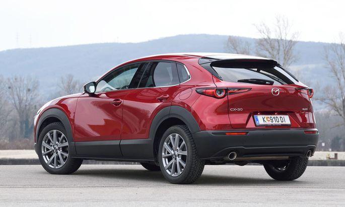 Der Mazda CX-30