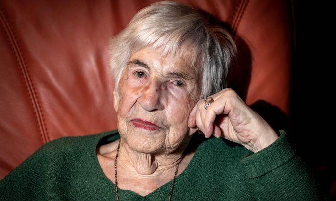 Esther Bejarano ist im Alter von 96 Jahren in ihrer Wahlheimat Hamburg gestorben.