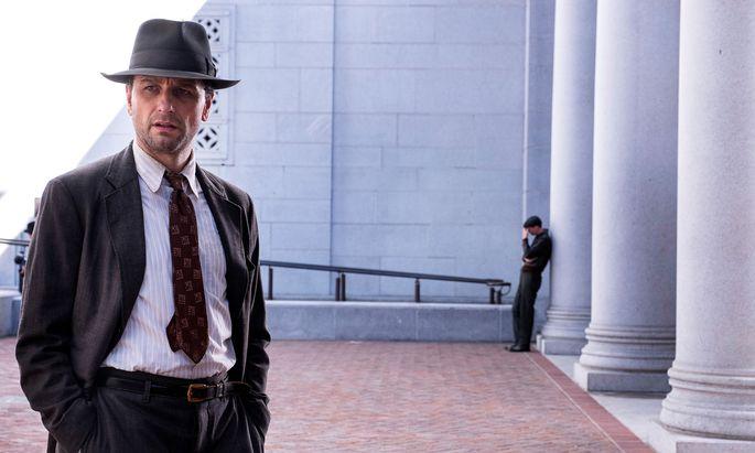 Perry Mason (Matthew Rhys) ist in der neuen Serie nur mehr ein Privatdetektiv.