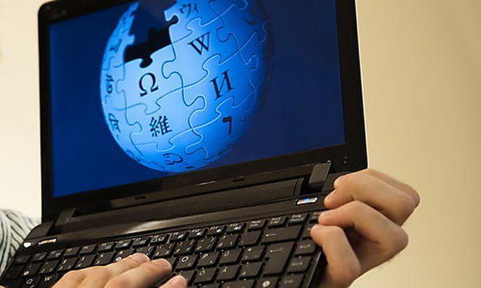 Referent lehrt Umgang mit Wikipedia