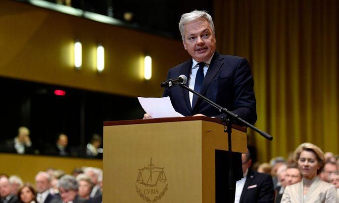 Besonders die geplante Obsoleszenz ist Justizkommissar Reynders ein Dorn im Auge.