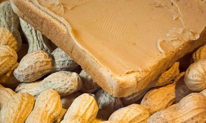 Verschiedene US-Produkte wie Erdnussbutter könnten mit Zöllenbelegt werden