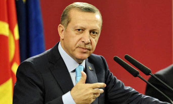 Erdogan Deutsche Stiftung schleust