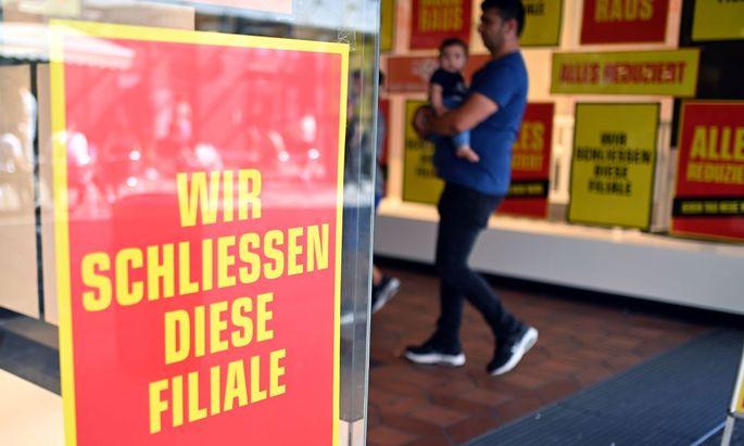 Die deutsche Wirtschaft erlebte auf dem Höhepunkt der Coronakrise einen noch nie da gewesenen Einbruch.