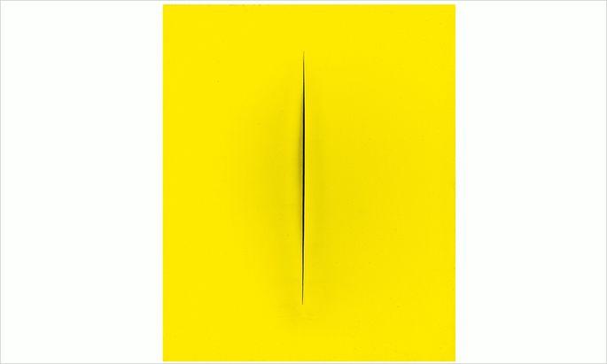 Rekord-Auktion mit Zeitgen�ssischer Kunst im Dorotheum