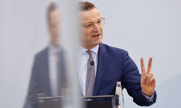 Gesundheitsminister Jens Spahn strebt nach Höherem. Dem CDU-Politiker werden Kanzlerambitionen nachgesagt.