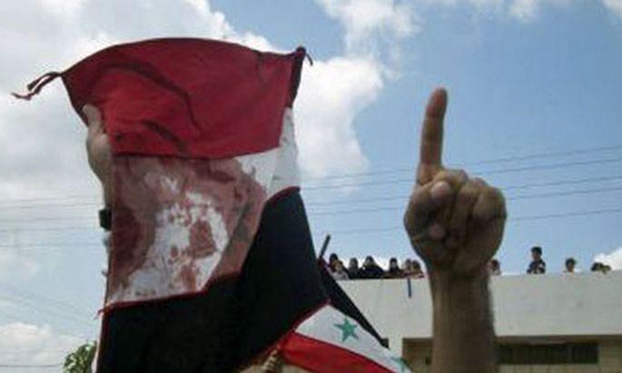 Syrien blutige Endspiel AssadClans