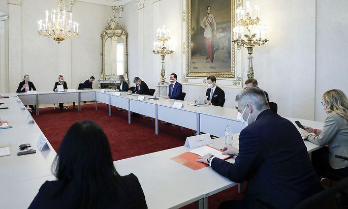 Im Ministerrat am Mittwoch beschloss die Bundesregierung neue Maßnahmen für den Kampf gegen Terrorismus.