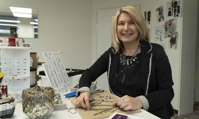"""""""Ich ermutige alle Frauen, die eigenen Ideen wahr werden zu lassen"""", sagt Sija-Chefin Birgit Freudenthaler."""