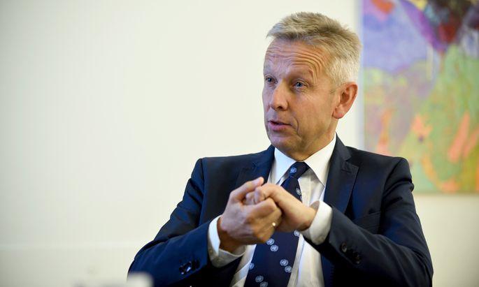 Reinhold Lopatka hatte sich für Hofer ausgesprochen.