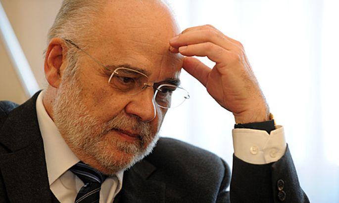 Chefankläger Werner Pleischl