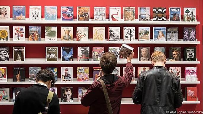 So nicht: Es wird wohl Schmökern geben dieses Jahr auf der Frankfurter Buchmesse.