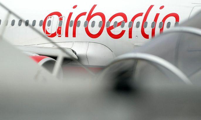 Die marode Air Berlin ist plötzlich begehrt