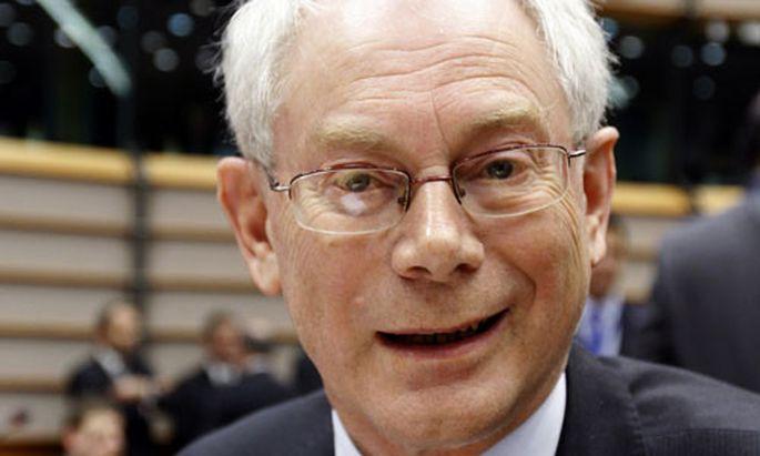 EU-Abgeordneter beschimpft Van Rompuy: