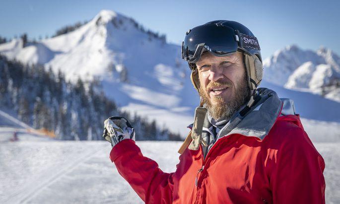 Hermann Maiers skifahrerische Heimat ist der sogenannte Snow Space Salzburg. Seit Kurzem gibt es eine Route nach seinem Namen.
