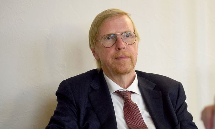 Ökonom Thomas Mayer