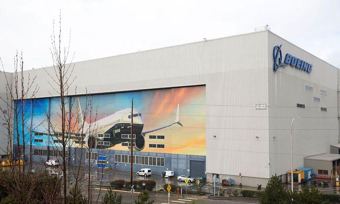 Eric Lindblad verlässt Boeing.