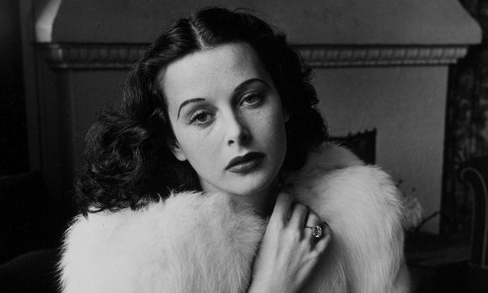 Geheimnisvolle Schauspielerin und geniale Erfinderin: Hedy Lamarr.