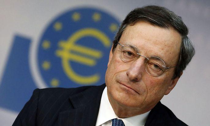 EZB behaelt sich Kauf von Staatsanleihen vor