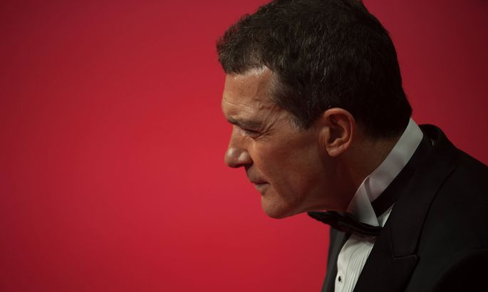 January 25, 2020, Malaga, Spain: Spanish actor Antonio Banderas attends the 34th edition of Spanish Film Academy s Goya