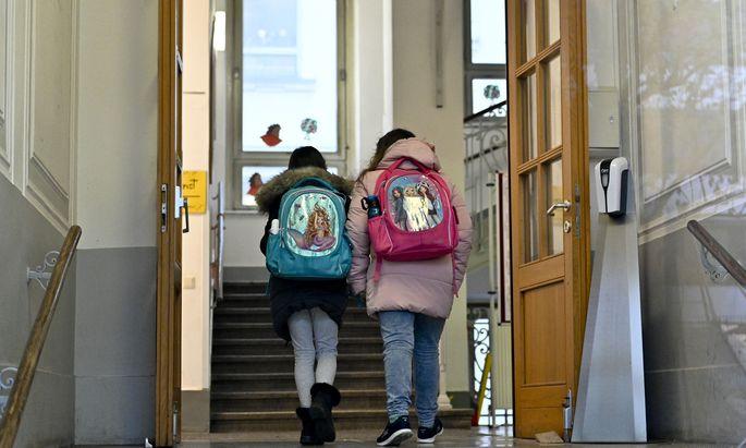 Nur für Kinder im Pflichtschulalter gilt nun wieder der Regelbetrieb.