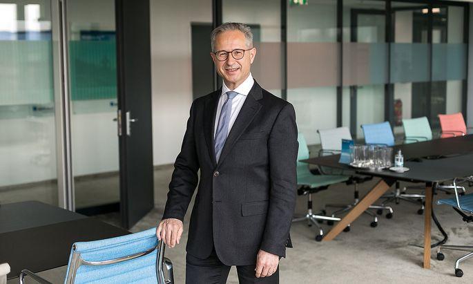 Borealis-CEO Alfred Stern
