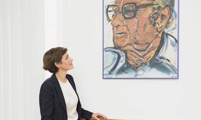 Ein Kind der Kreisky-Ära: Pamela Rendi-Wagner (47).