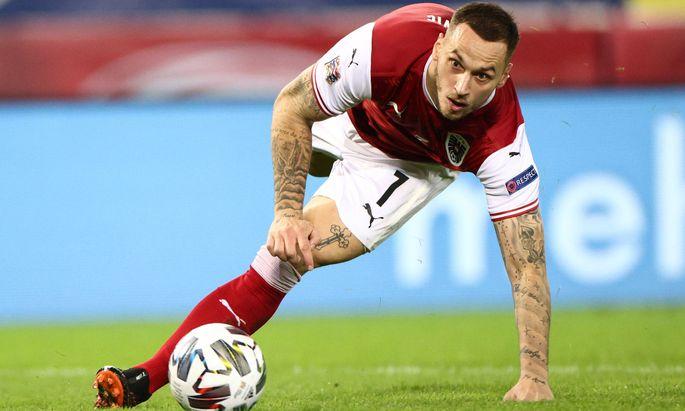 UEFA Nations League - League B - Group 1 - Austria v Norway