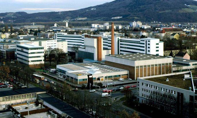 Archivbild: Austria Tabakwerk in Linz