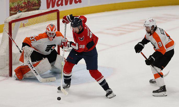 Capitals gegen Flyers