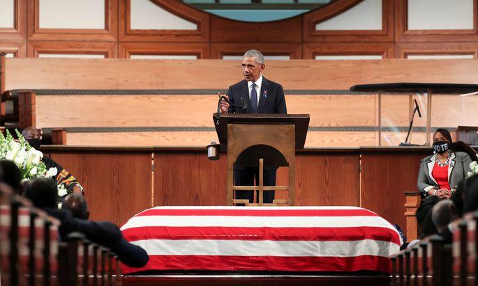 Ex-Präsident Obama